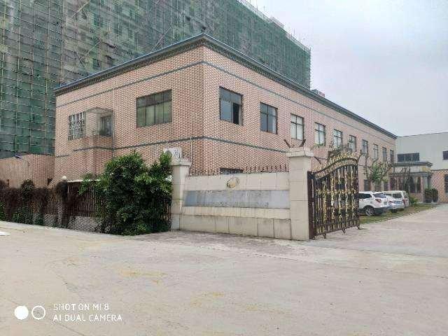 深圳2500平方米小独院厂房出售