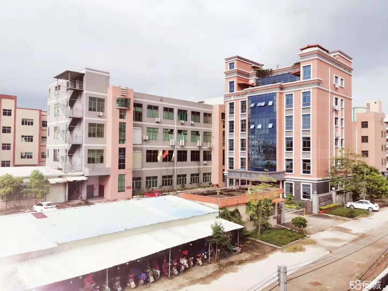 惠城马安标准厂房二楼700平方原房东