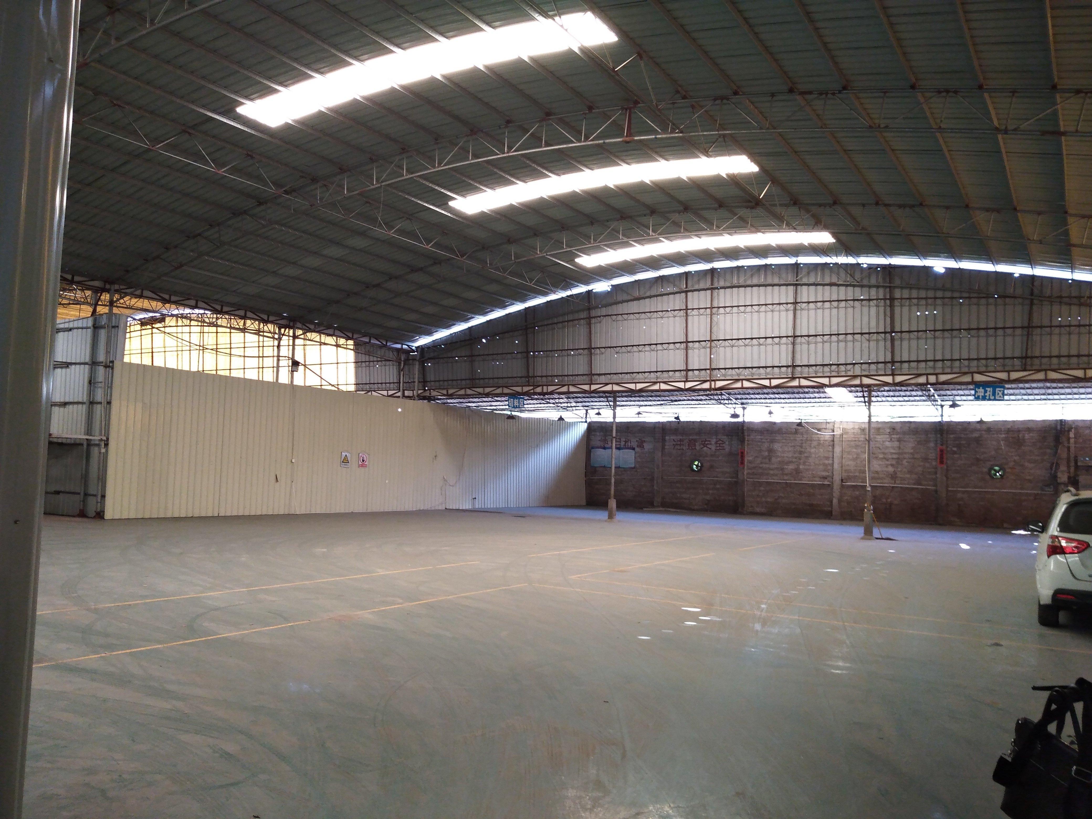 全新厂房,离高速路口500米