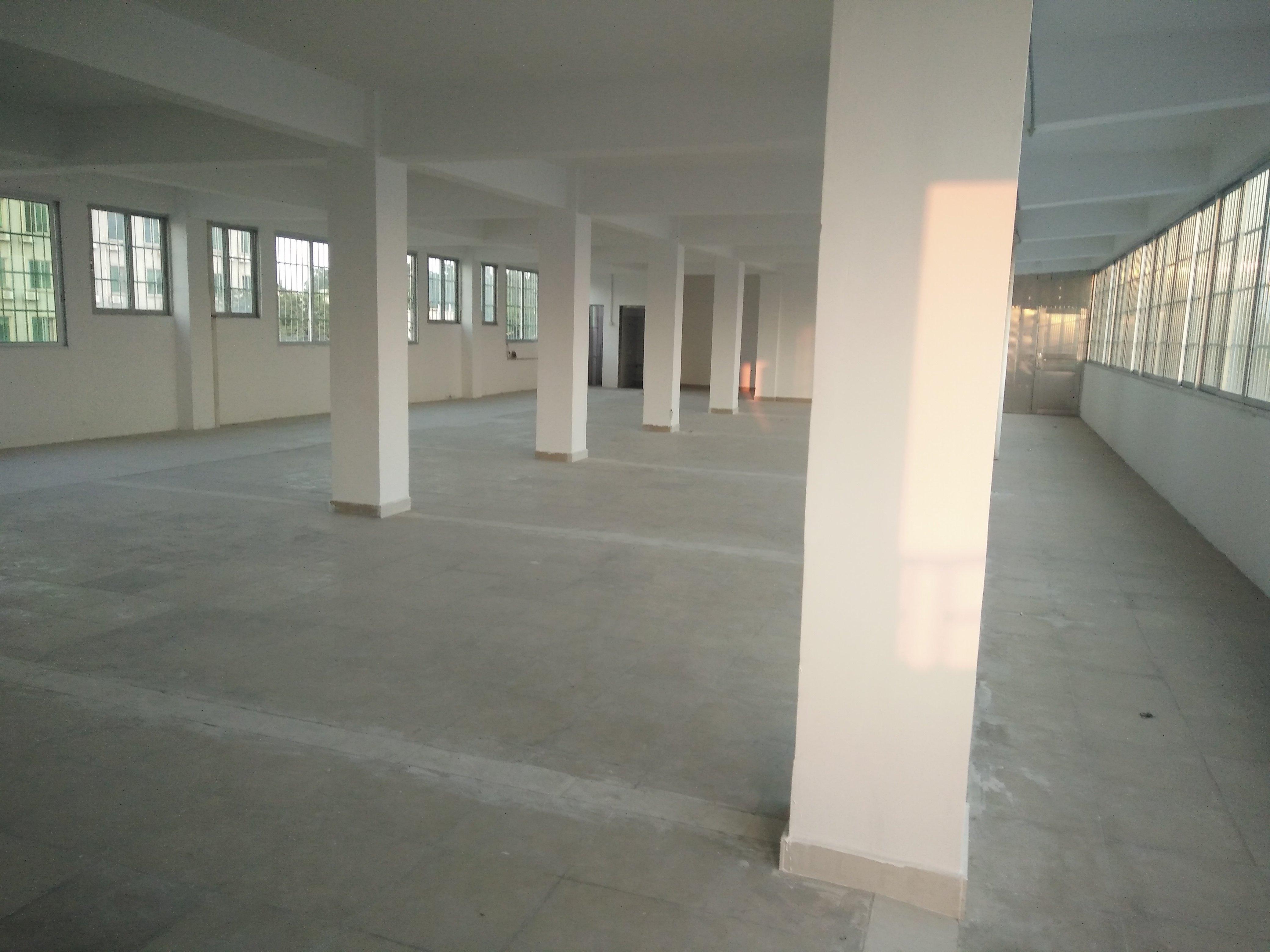 均安畅兴全新园区3楼厂房2000方形象好停车位多