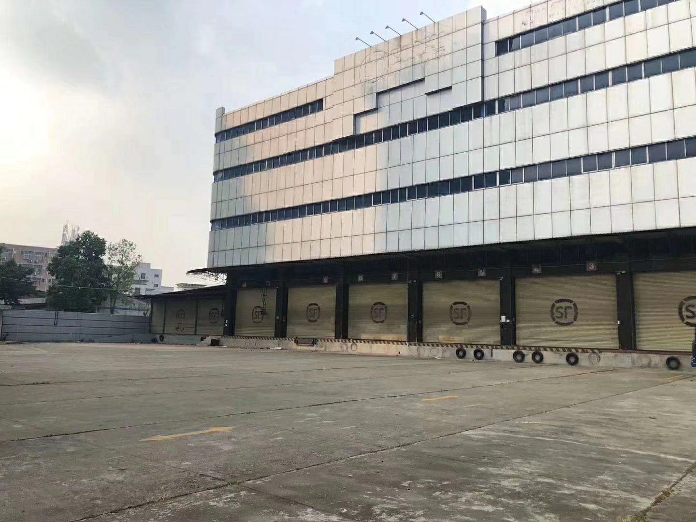 福永107国道新出物流仓库25000平实际面积出租