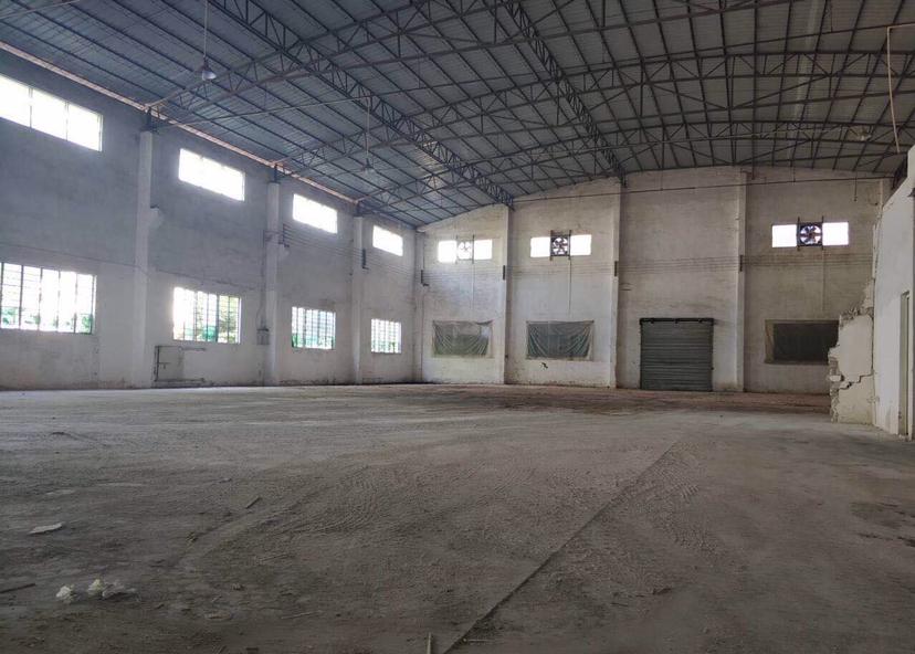狮山罗村带牛腿有卸货平台单一层,独立办公宿舍楼,可做仓储生产-图4