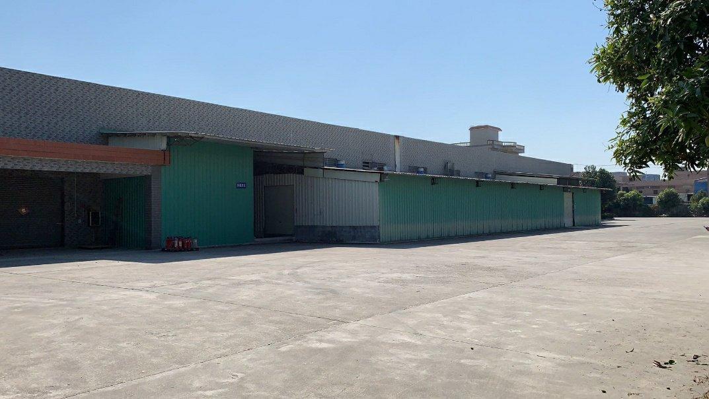 花园式单一层厂房11000平空地4000平方独立办公楼