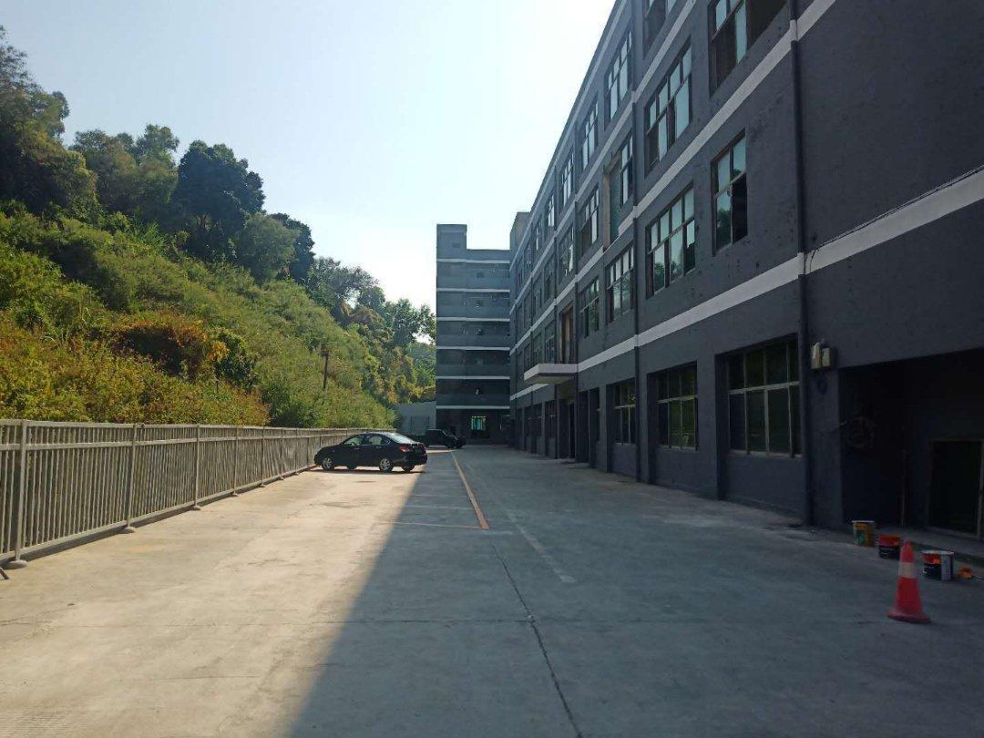 平湖新出独院厂房1-4层10800平米急租!宿舍可按需
