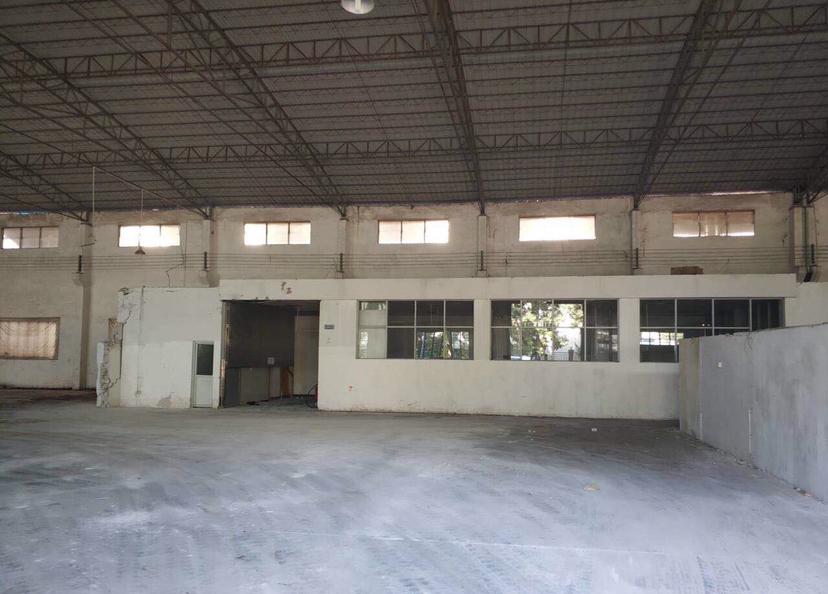 狮山罗村带牛腿有卸货平台单一层,独立办公宿舍楼,可做仓储生产-图2