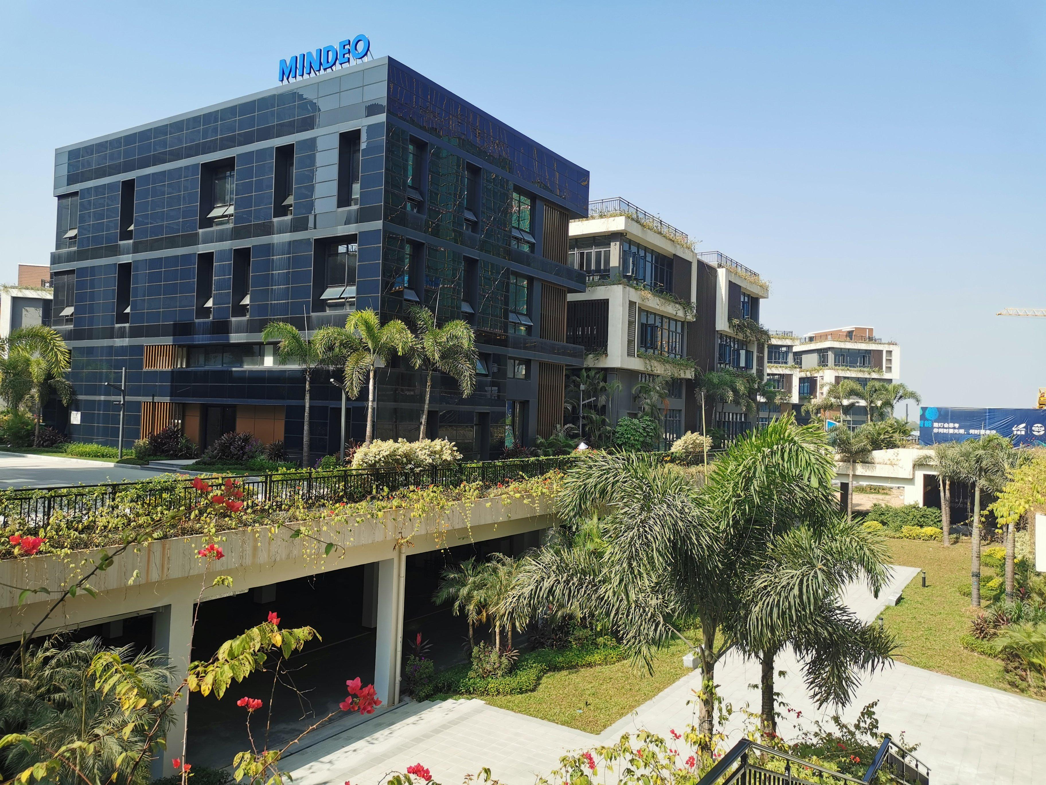 出售惠州唯一全新红本50年产权首付5成独栋研发办公楼1000