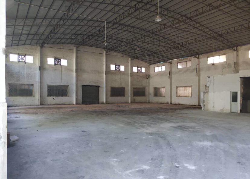 狮山罗村带牛腿有卸货平台单一层,独立办公宿舍楼,可做仓储生产-图3