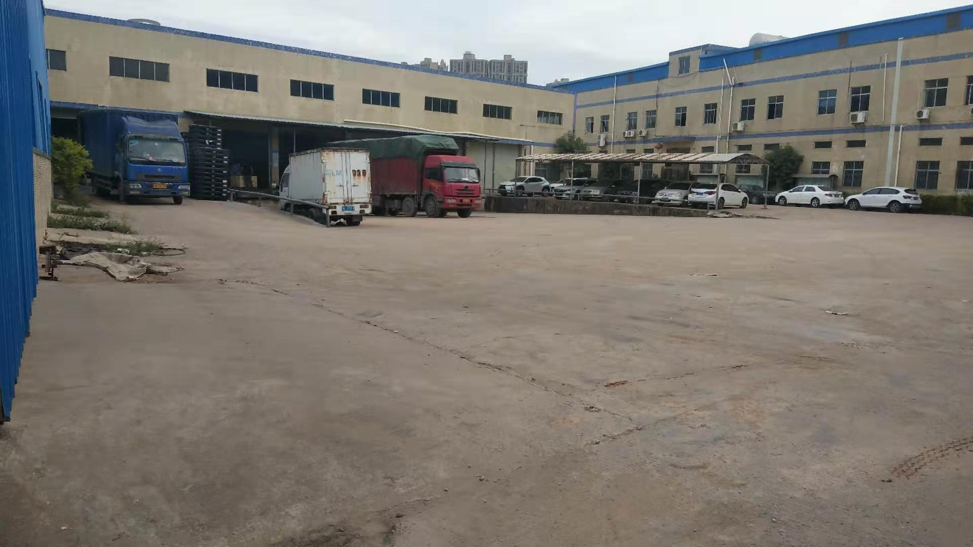 惠阳区秋长镇独院物流仓库8000平方带卸货平台