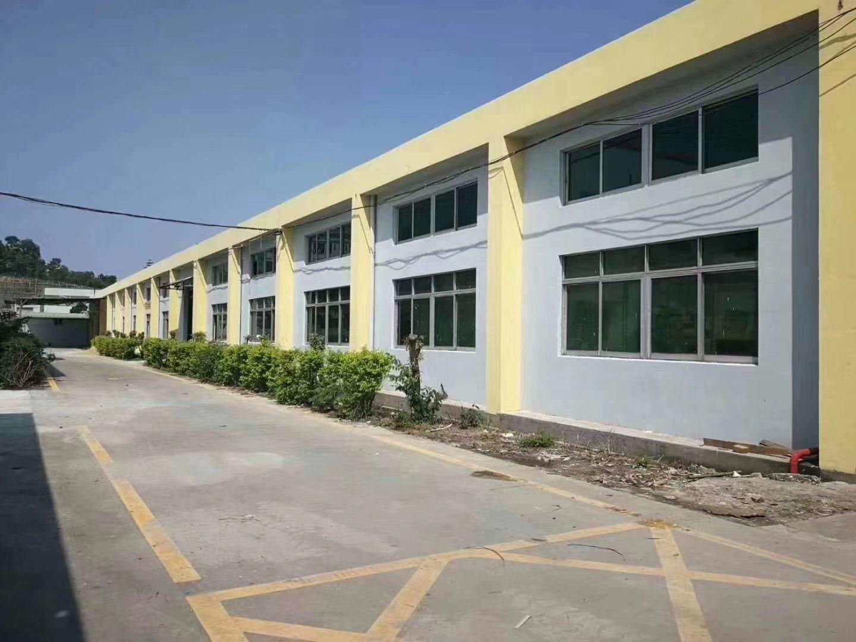 惠州惠阳三和开发区单一层砖墙到顶厂房8400平方出租