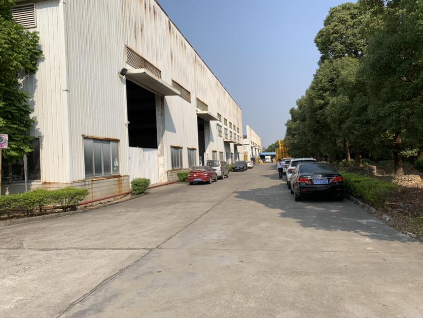 北滘镇业主自建花园式滴水12钢构厂房12000平方