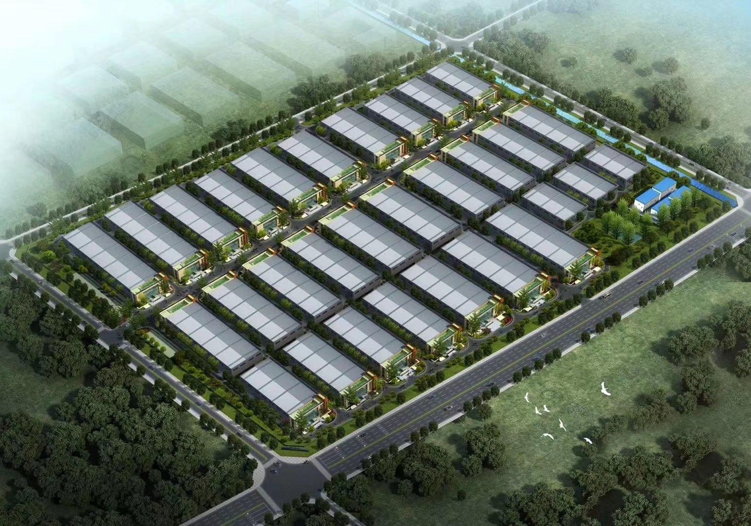 成都以北产业园(行业包容广,可喷漆喷塑),离成都50公里
