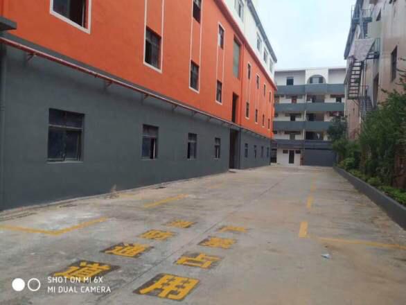 深圳坪地新出经典小独院厂房1--3层3780平方1700万
