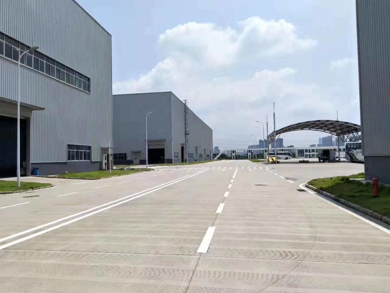 龙岗坪山钢构厂房3000平米出租层高10米使用率高达95%