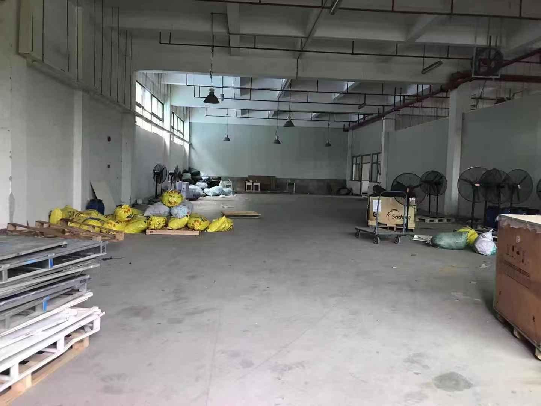 惠州市马安镇新出一楼标准厂房960平方