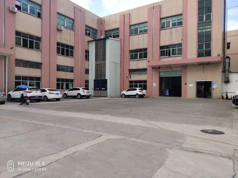 深圳市公明独门独院厂房8000平空地超大低价出租