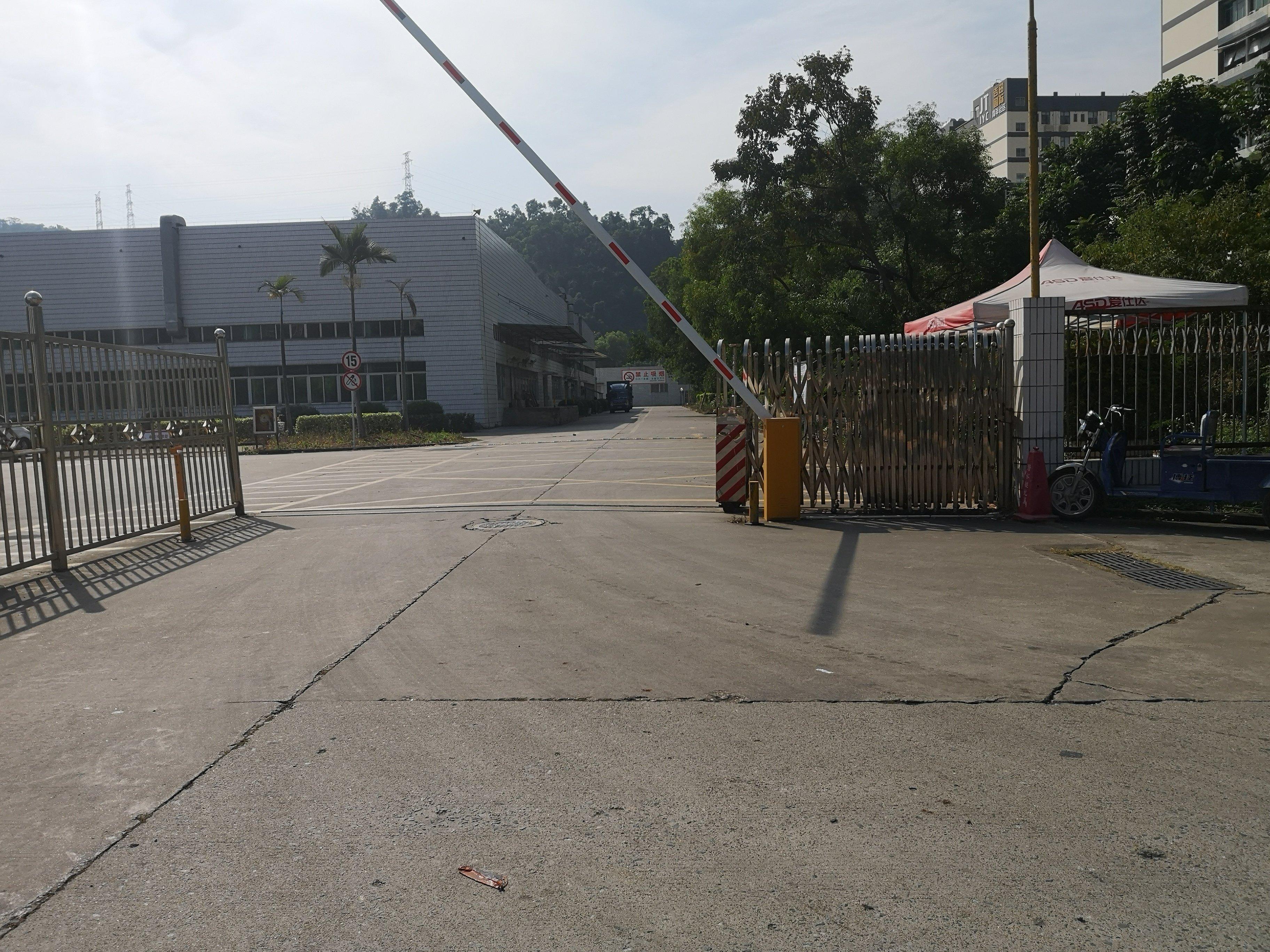 (出租)丹竹头地铁站附近工业园1200平厂房仓库出租,大小可