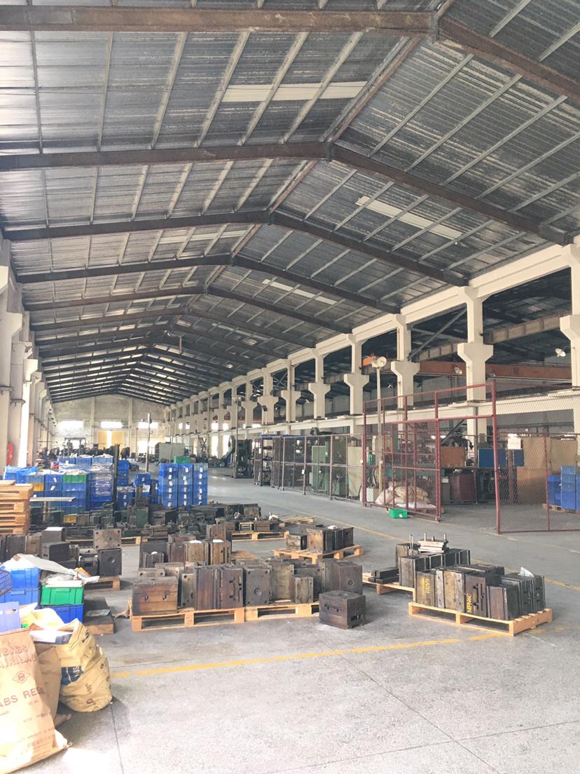 坪山大工业区新出5000平米钢构仓库厂房出租,空地大