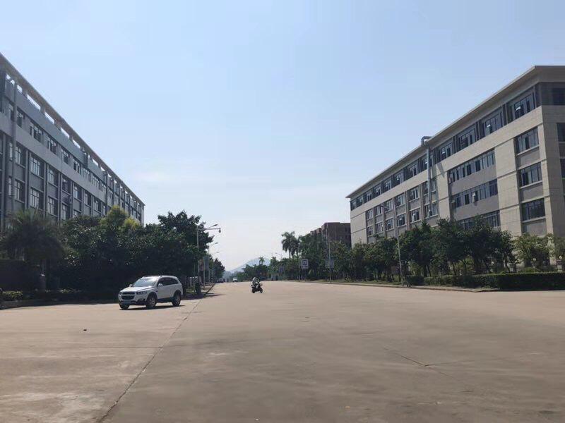 中山市南朗占地48758平米,建筑13132平方米出售