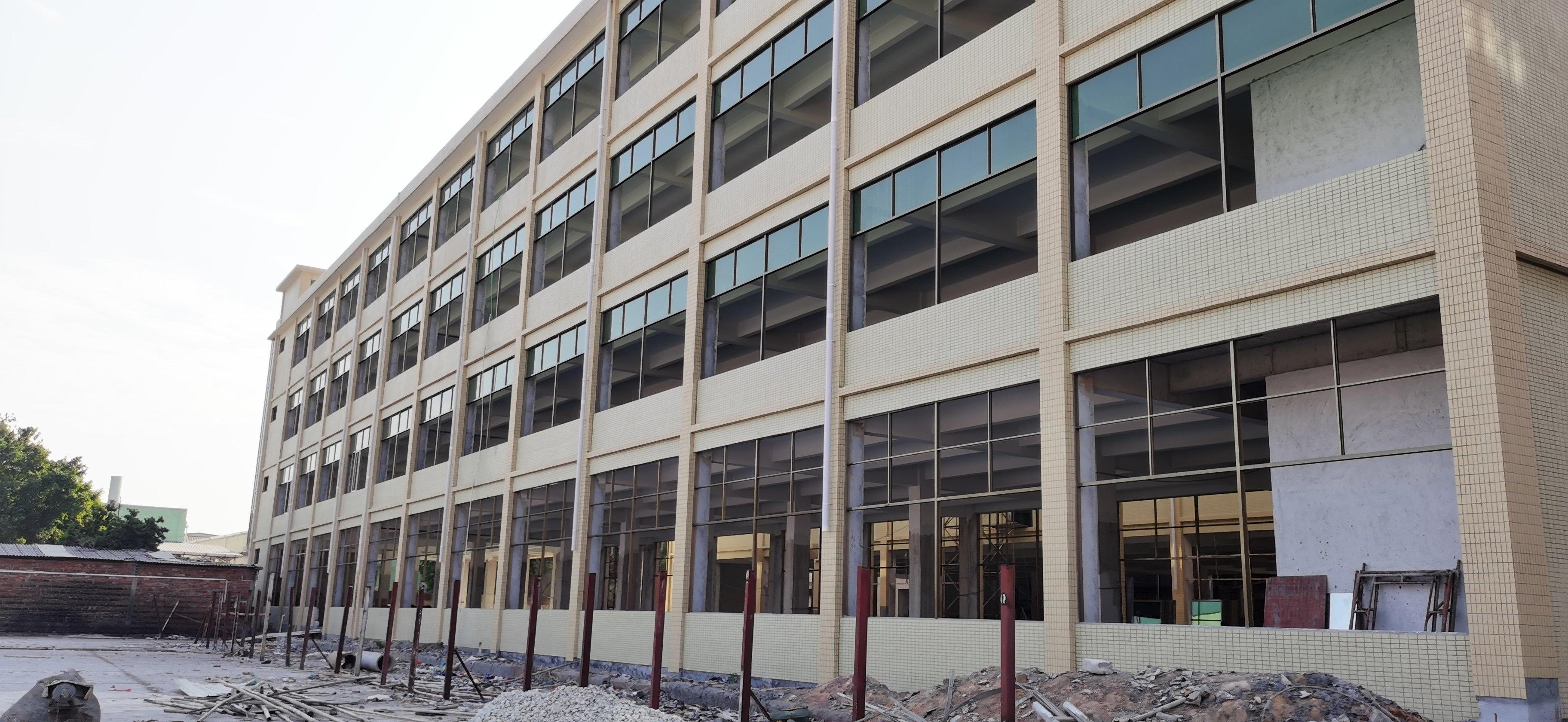 佛山国有证红本重工业厂房出售啦,首付三成贷款十年