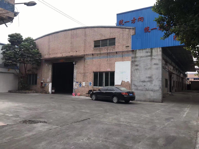 花都区炭步镇原房东工业区单一层2000方砖墙到顶出租