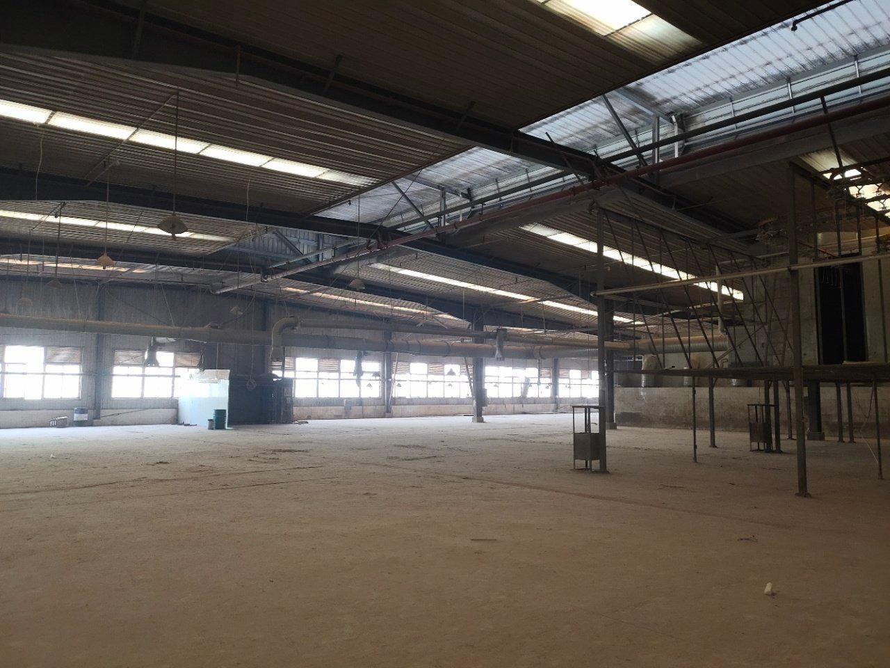 鹤山市新出标准厂房12000方现成家具环评打磨房粉尘处理线-图5