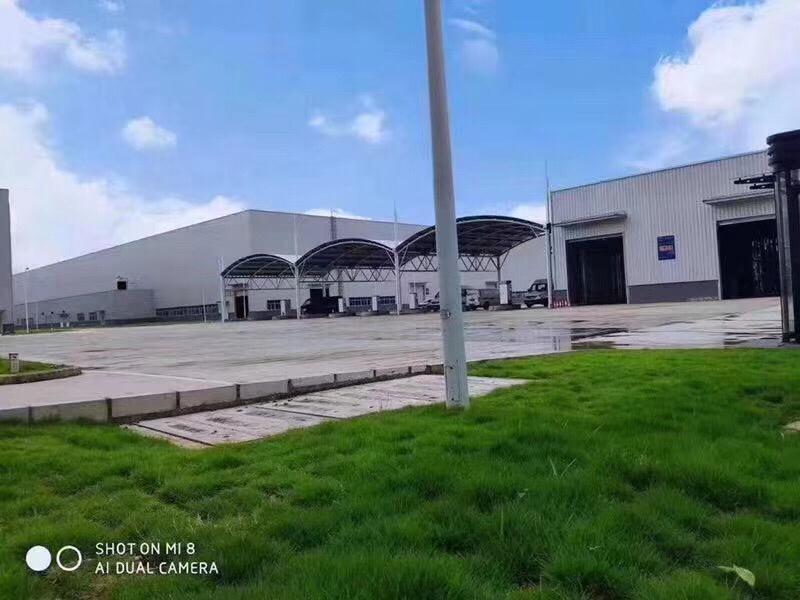 东莞市全新钢构28000平米大小可分租