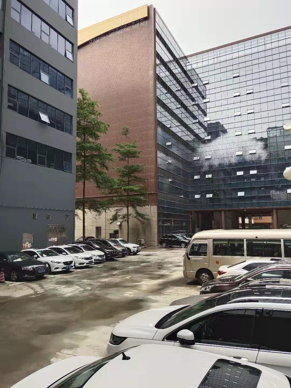 盐田沙头角保税区附近楼上新出500平带精装修红本厂房