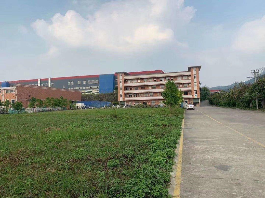 鹤山市新出标准厂房12000方现成家具环评打磨房粉尘处理线
