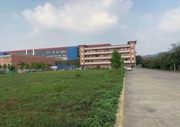 鹤山市新出标准厂房12000方现成家具环评打磨房粉尘处理线图片8