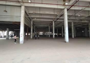 鹤山市新出标准厂房12000方现成家具环评打磨房粉尘处理线图片2