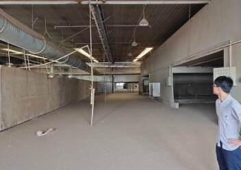 鹤山市新出标准厂房12000方现成家具环评打磨房粉尘处理线图片4