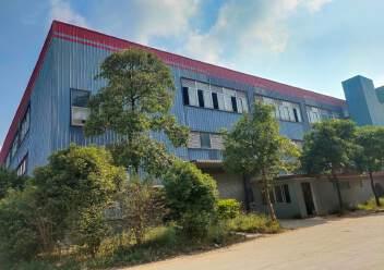 鹤山市新出标准厂房12000方现成家具环评打磨房粉尘处理线图片1