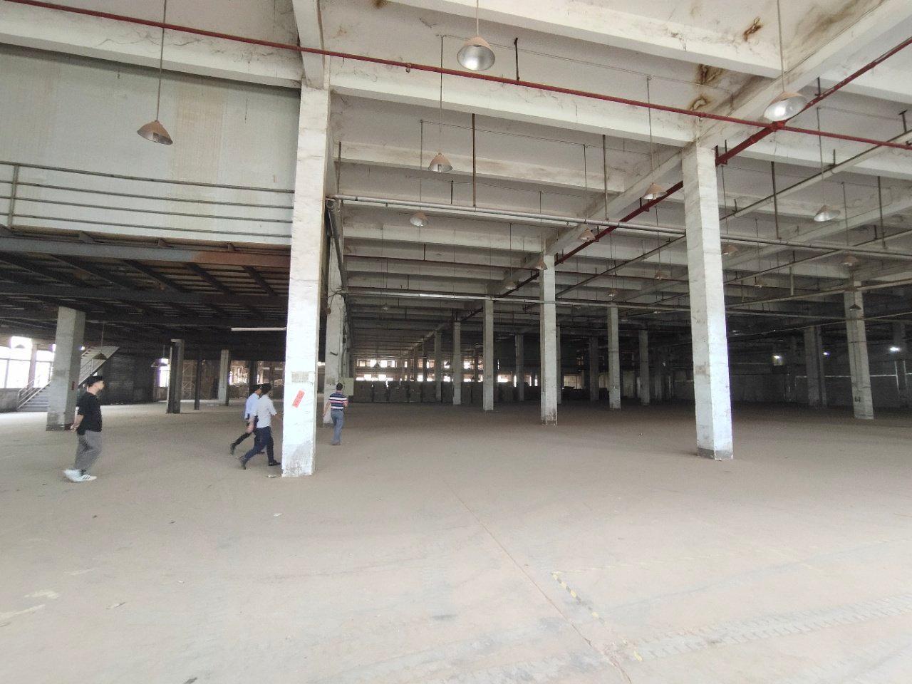 鹤山市新出标准厂房12000方现成家具环评打磨房粉尘处理线-图7