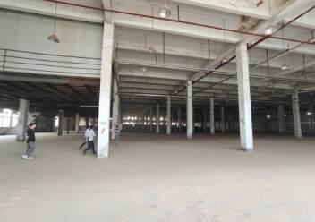 鹤山市新出标准厂房12000方现成家具环评打磨房粉尘处理线图片7