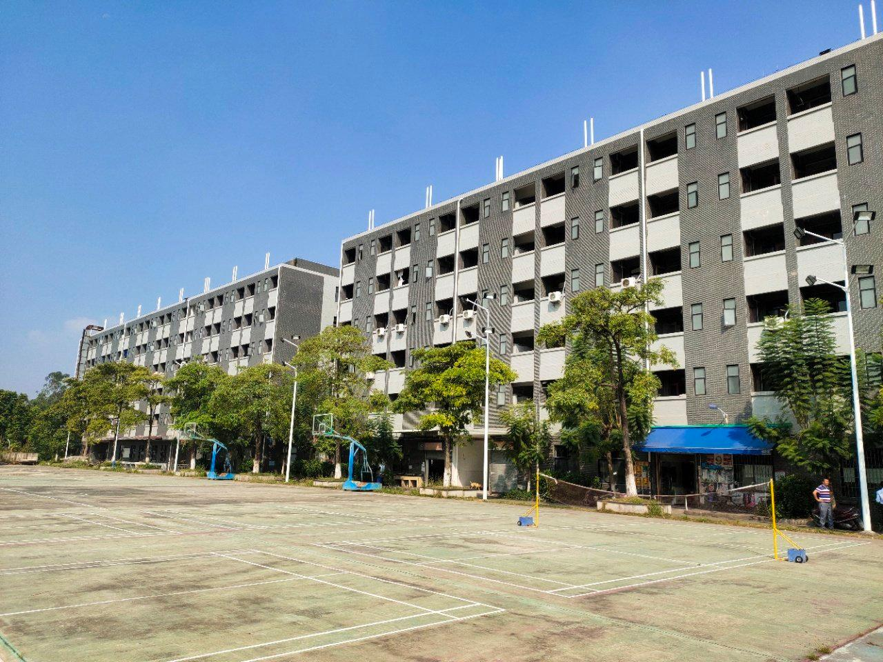 鹤山市新出标准厂房12000方现成家具环评打磨房粉尘处理线-图6