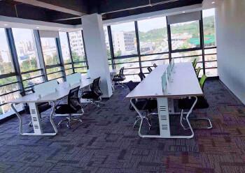杨美地铁口写字楼精装修带家私168平图片3