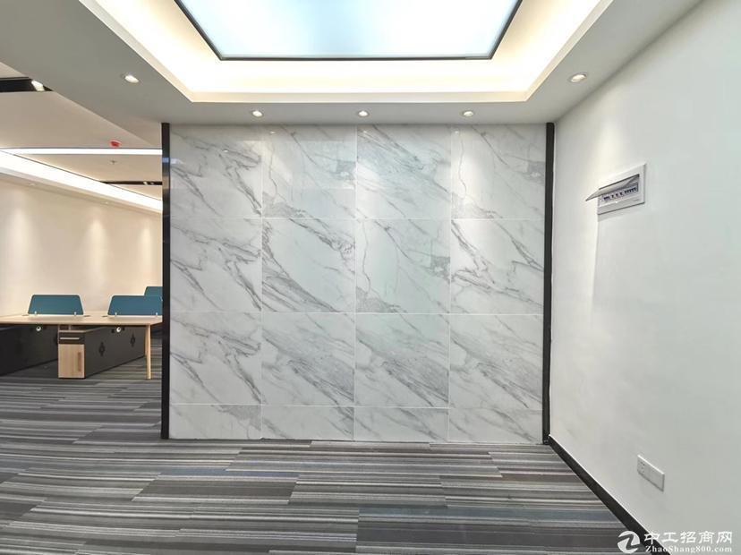 茶光地铁口340平米精装修厂房可做办公仓库招租