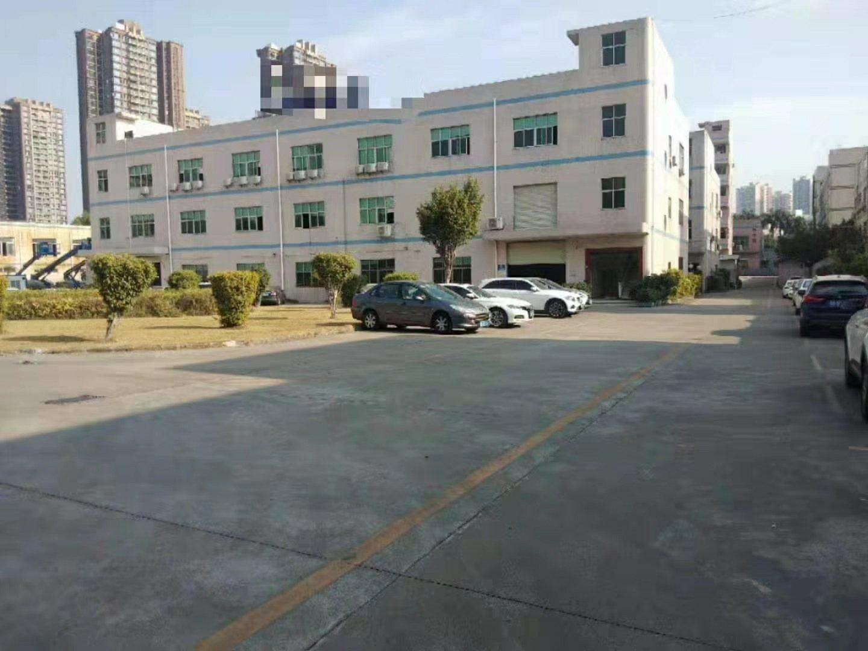 观澜福民新出花园式厂房独栋3300平