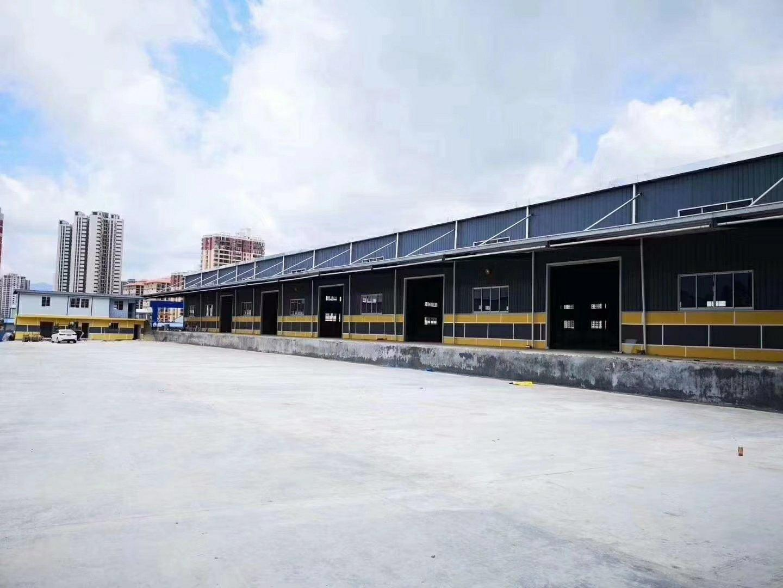 仲恺高新区新出物流园15000平方 滴水9米,现成卸货平台
