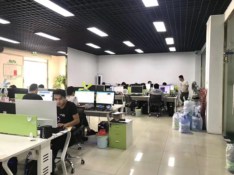 龙华大浪商业中心一楼豪华装修810平方招租-图2