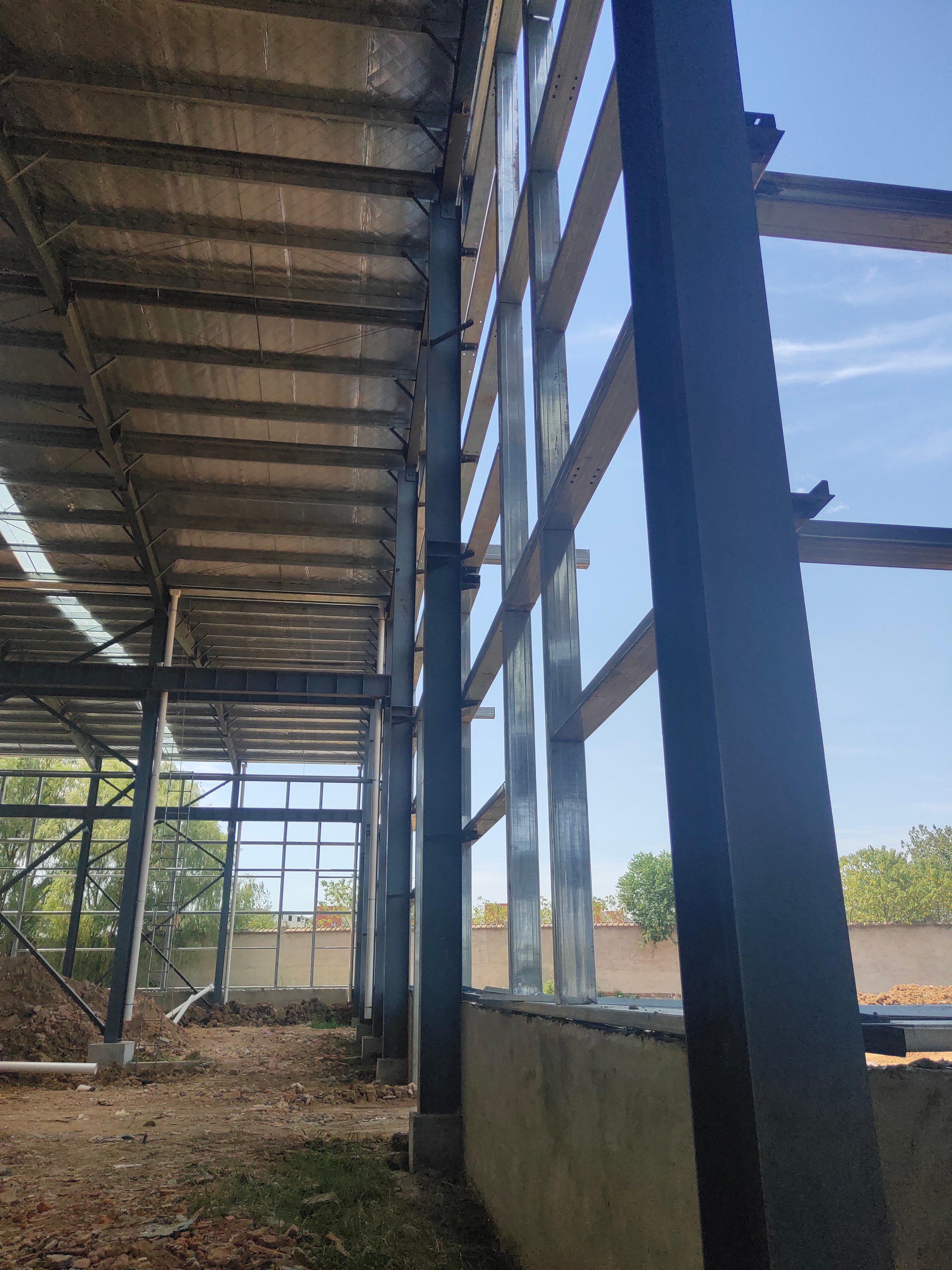 黄陂2万平米钢构整体出售+售20亩工业用地-图4