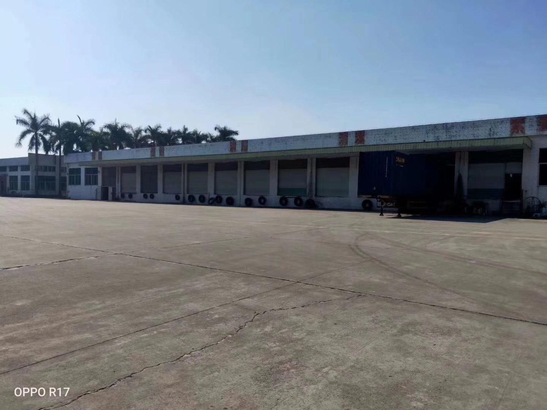 广州增城石滩新出占地10亩建筑5000㎡小独院厂房出售