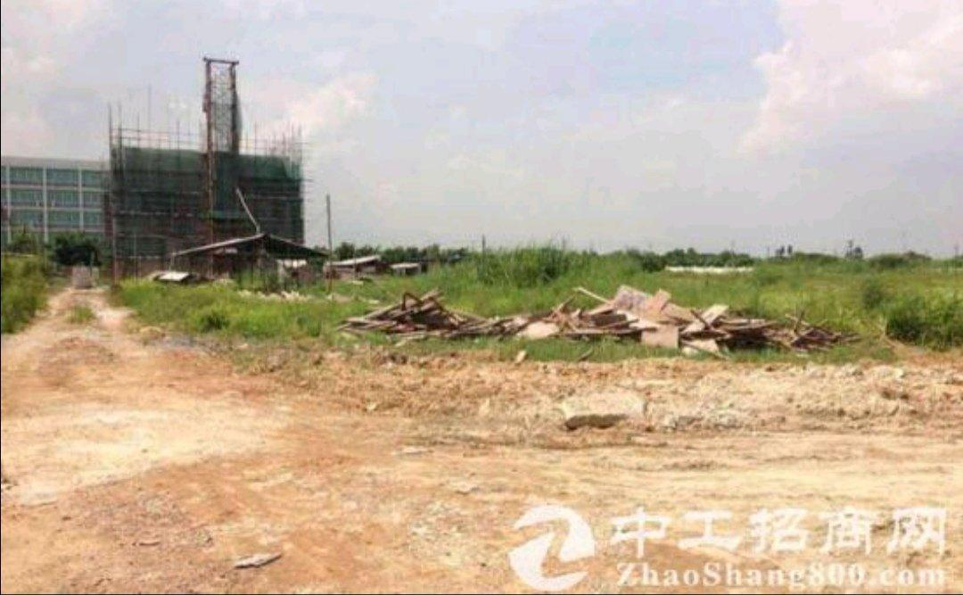 广州现成搅拌站占地20.4亩出售,业主诚意出售7800万