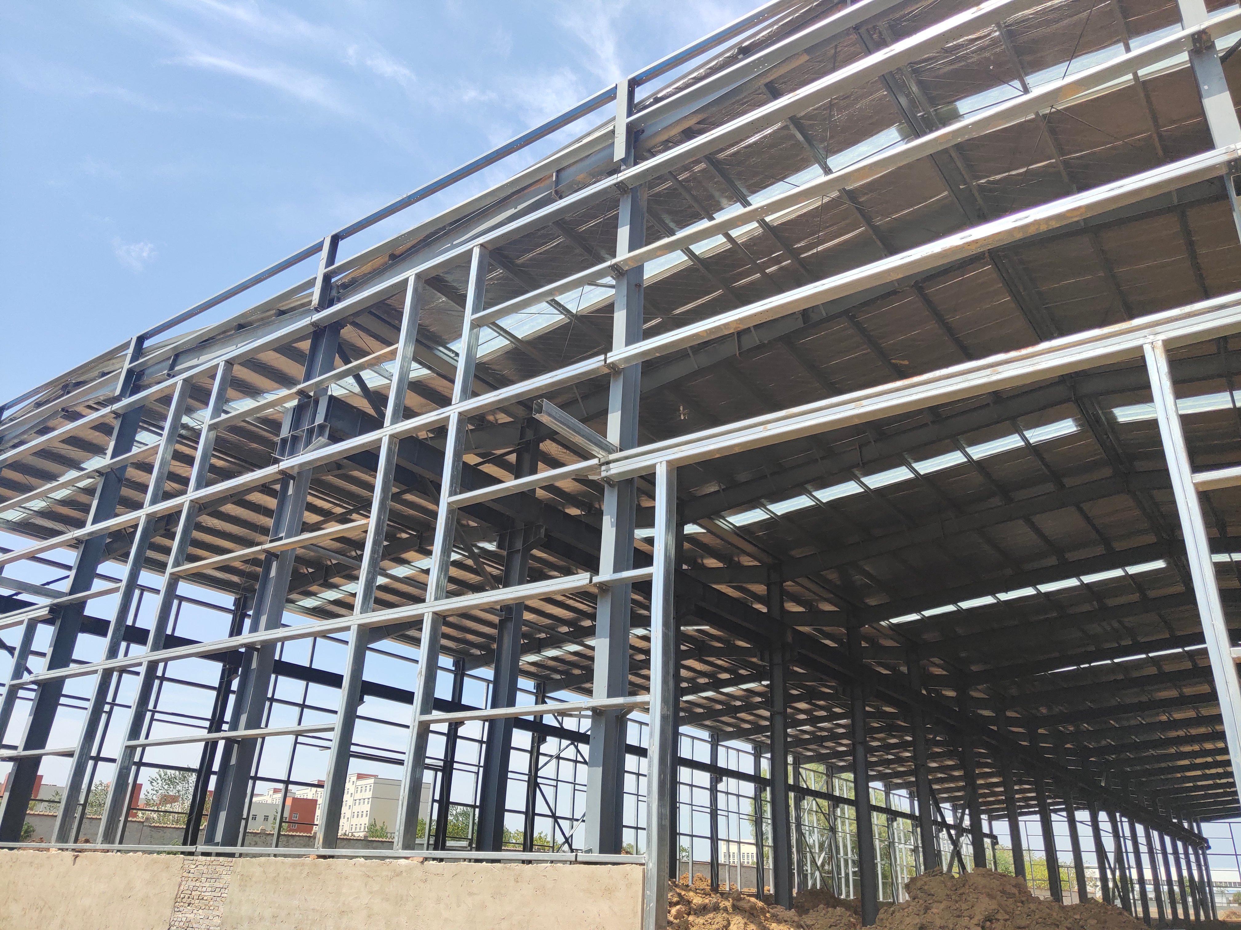 黄陂2万平米钢构整体出售+售20亩工业用地-图2