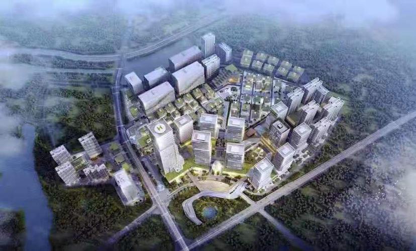深圳宝安光明区周边全新厂房研发办公楼出售