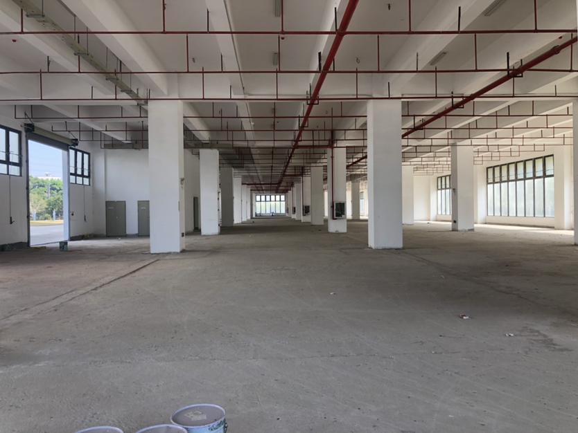 坪山大工业区原房东科技园厂房100000平米大小分租-图4