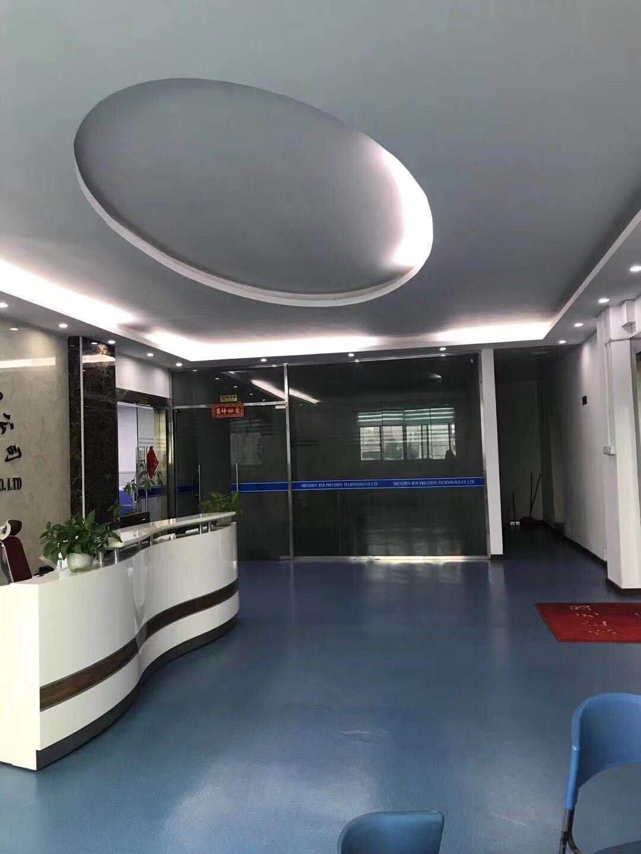 深圳市光明新区新围大型园区重工业1-2楼4800平米厂房出租