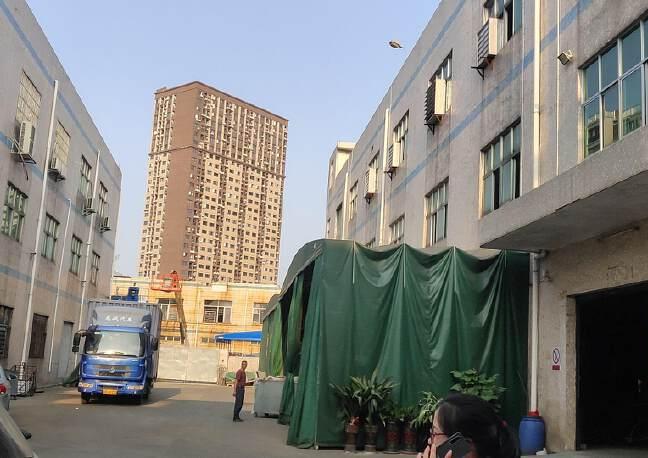 观澜原房东独门独院红本面积4100平厂房出租