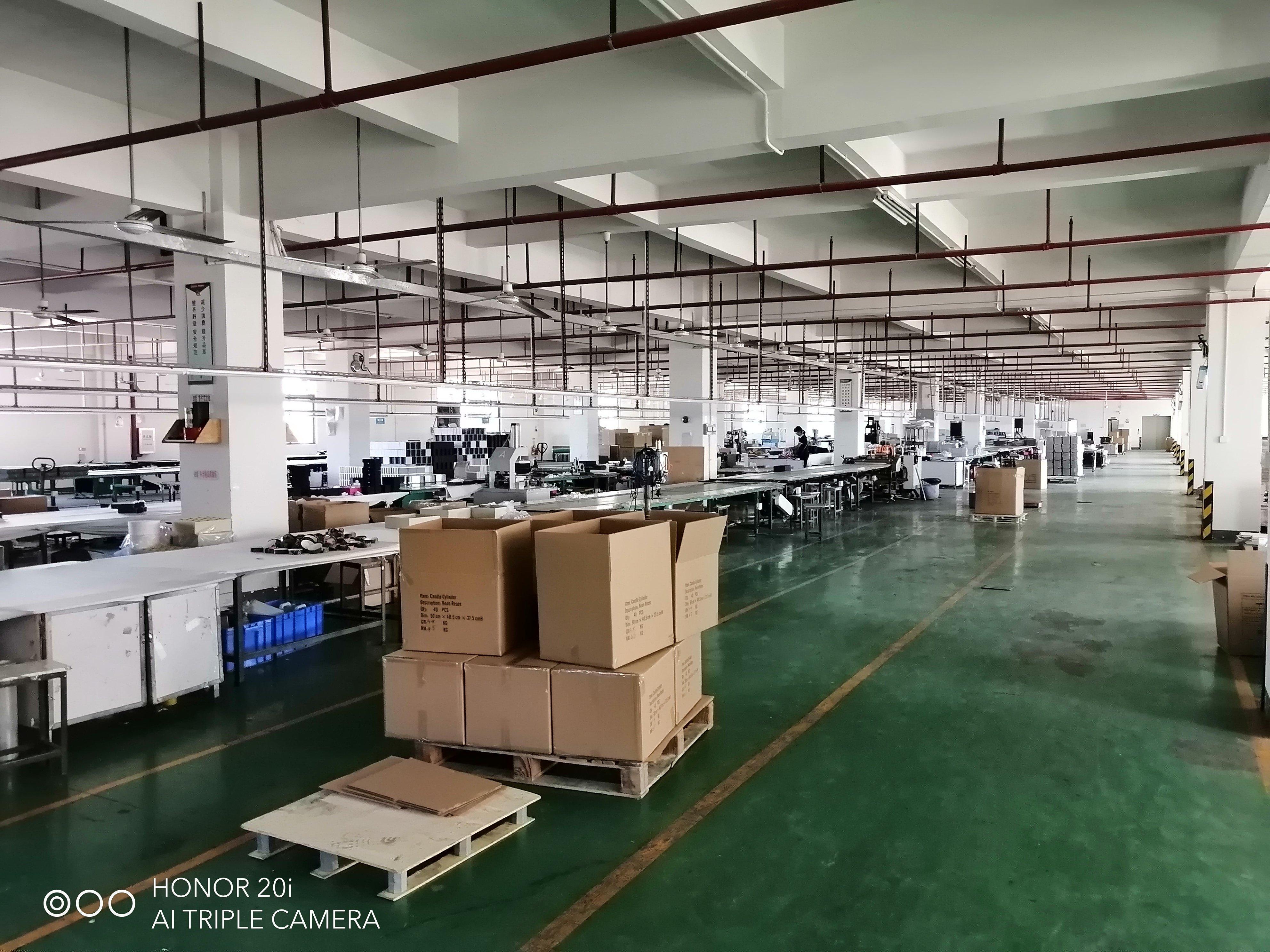 惠阳镇隆原房东花园式厂房楼上2500平方出租-图3