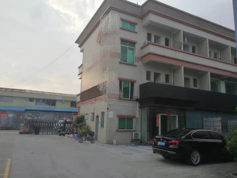 容桂工业区独院简易厂房5000方、可分租、有红本、可办环评-图3